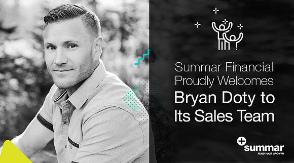 Summar_welcomes_Bryan_Doty_As_new_National_Sales_Director